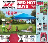 View: JULY RED HOT BUYS