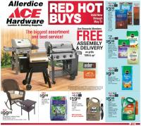 View: MAY RED HOT BUYS