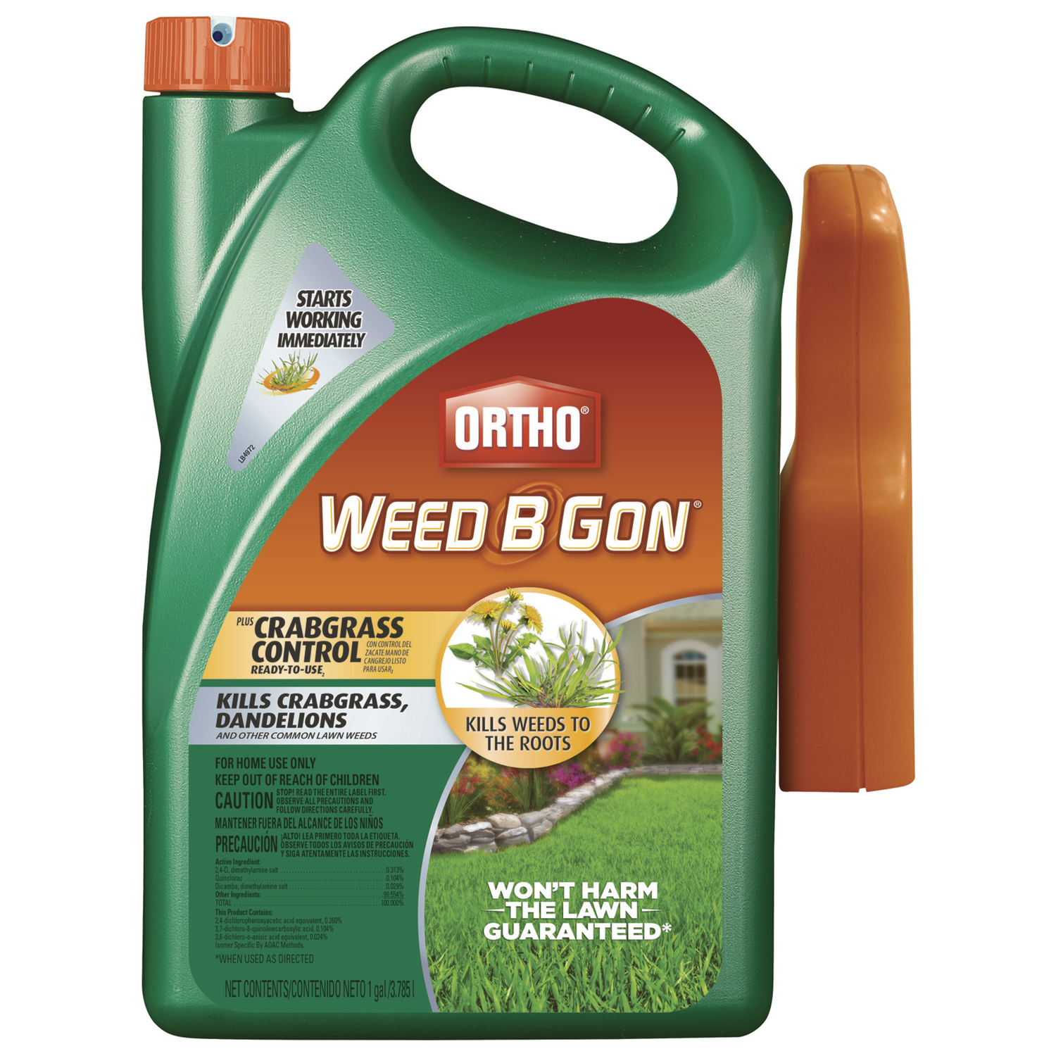 Getting The Best Liquid Weed Killers To Work