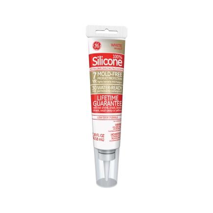 G E Silicone Ii Bathroom Tub Amp Tile Sealant Ge281