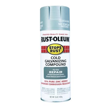Rust-Oleum 16oz Cold Galvanizing Compound (7785-830)