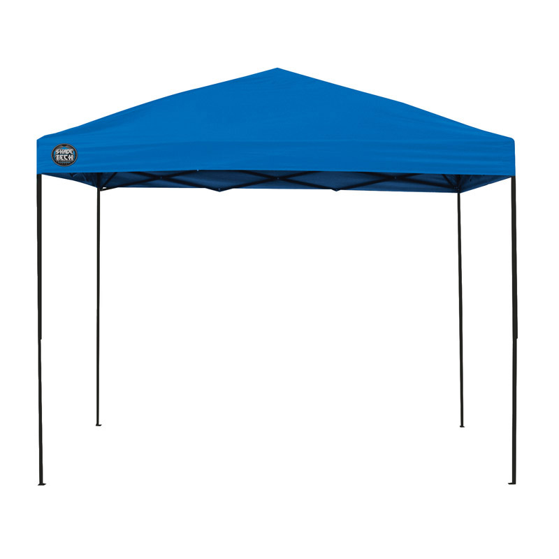 Quik Shade Polyester Canopy 10 Ft W X 10 Ft L