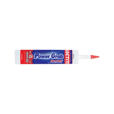 Loctite Power Grab 9oz Heavy Duty Construction Adhesive