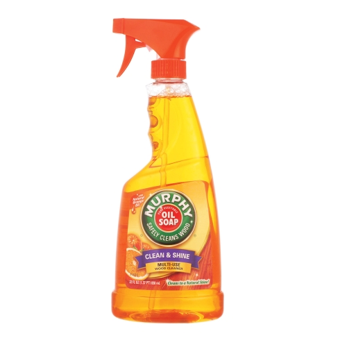 Oil Soap With Orange Floor Cleaner