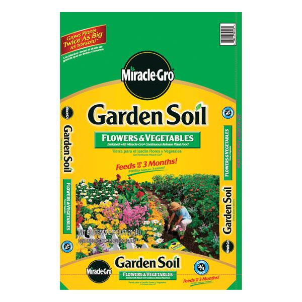 Walmart B M Mulch 75 39 Hose 15 Miracle Gro Soil 2 Round Up 10 More