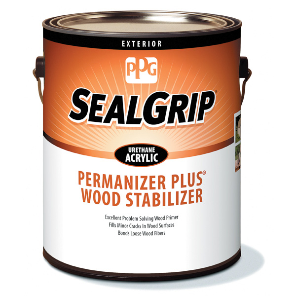 Seal Grip Permanizer Plus Wood Stabilizer Urethane Acrylic
