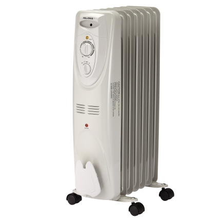 Pelonis Electric Radiator Heater Ho 0221