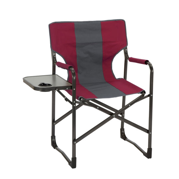Hgt Black Grey Folding Camping Chair Ace3135st