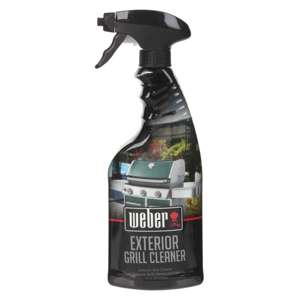 Weber 16 oz exterior grill cleaner Weber exterior grill cleaner