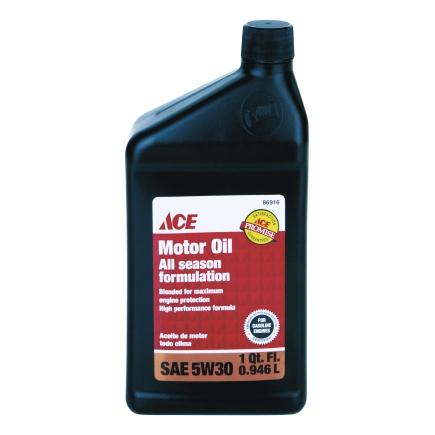 Ace All Season Motor Oil Sae 5w30