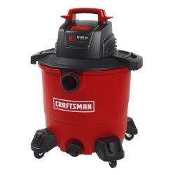Craftsman  9 gal. Corded  4-1/4 hp 110 volts Wet/Dry Vacuum (009-17590)