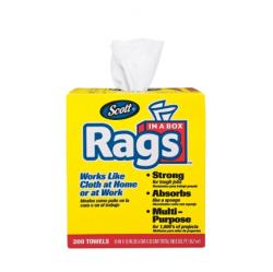 Scott® Rags-In-A-Box (75260)