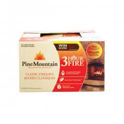 Pine Mountain Traditional Log 3 Hr