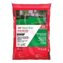 Ace 15m Phosphorus Free Weed And Feed Lawn Fertilizer