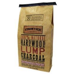 Frontier 20lb Hardwood Lump Charcoal