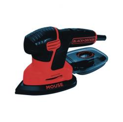 Black & Decker Corded 1 Speed Mouse Detail Sander with Dust Collection (BDEMS600)