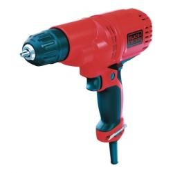 Black+Decker 5.2 amps 3/8 in. Keyless 1500 rpm Corded Drill(DR260C)