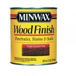 View: Minwax 1qt Wood Stain in Dark Walnut (70012)