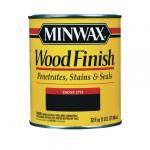 View: Minwax 1qt Wood Stain in Ebony (70013)