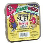 View: C&S Products High Energy Assorted Species Wild Bird Food Beef Suet 11.75 oz.