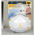 View: 3M Woodworking, Sanding & Fiberglass Respirator (8511PA1-A)