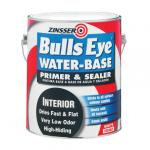 View: Zinsser Bulls Eye Water-Based 1 Gal. Primer & Sealer - White (2241)