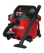 View: Craftsman 16 Gallon Wet/Dry Vac