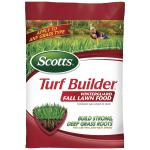 View: Scotts Turf Builder Winterguard 32-0-10 Lawn Food For All Grass Types 14.02 lb. 5000 sq. ft.