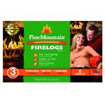 View: Pine Mountain Fire Log 6 pk