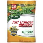 View: Scotts Turf Builder Winterguard 28-0-6 Weed and Feed For All Grass Types