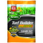 View: Scotts Turf Builder Winterguard 28-0-6 Weed and Feed For All Grass Types 15.5 lb. 5000 sq. ft.
