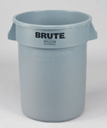 View: Rubbermaid Brute Trash Can