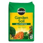 View: Miracle Gro 1 Cu. Ft. Garden Soil For Flowers And Vegatables (73451430)