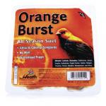 View: Heath 11.25 Oz Orange Burst Suet Cake (DD-14)