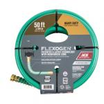 View: Ace 5/8 in. Dia. x 50 ft. L Garden Hose Kink Resistant(864501-1010)
