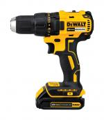 View: DeWalt 20 max volts 1/2 in. Single Sleeve Ratcheting Brushless Drill Driver(DCD777C2)
