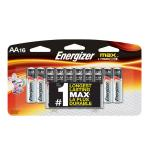 View: Energizer MAX AA Alkaline Batteries 1.5 volts 16 pk Carded