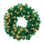 View: Greenfields 24in Douglas Wreath (SEYI580211ACE)