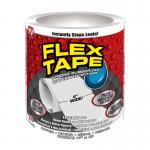 View: Flex Tape As Seen On TV 5 ft. L x 4 in. W White No Waterproof Repair Tape