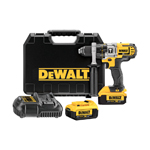 View: DeWalt 20volts 1/2in. Cordless Hammer Drill Kit
